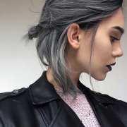 stunning hairstyles gray hair