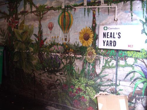 Tervetuloa Neal's Yardille.