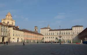 Piazza Castello - Savoy Royal Palace