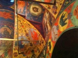 St. Basil's interior