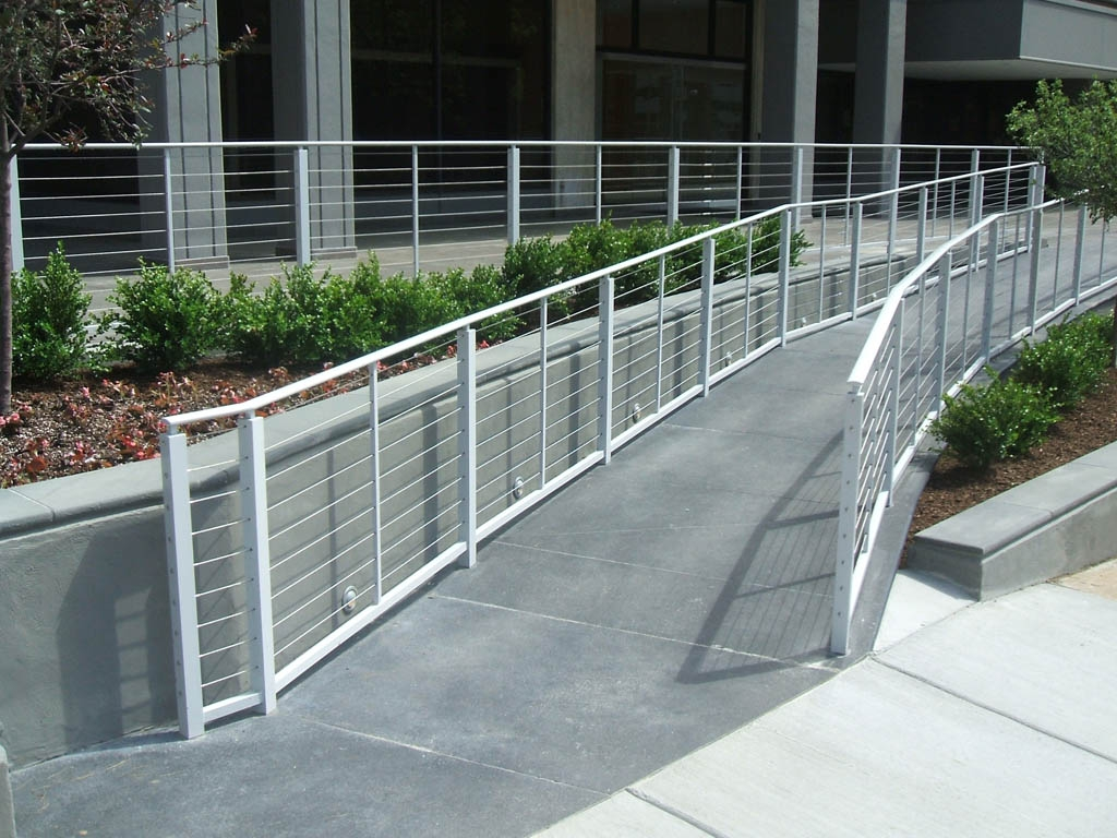Hand Rails Railings Foreman Fabricators Inc St Louis Mo | Stainless Steel Handrails Near Me | Metal | Cable Railing | Glass Railing Systems | Relaxdays Stainless | Staircase Railing