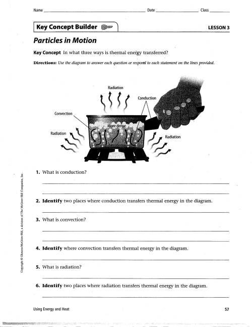 small resolution of 6th Grade Motion Worksheet   Printable Worksheets and Activities for  Teachers
