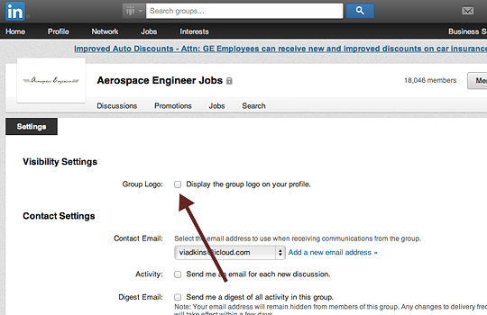 How To Conduct A Private Linkedin Job Search - Resume
