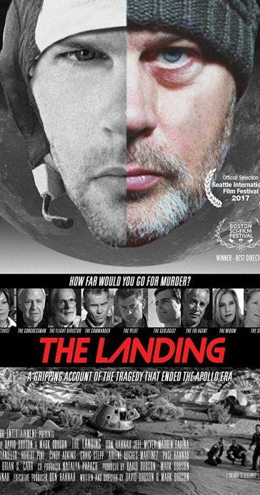landing poster