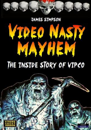 VIPCO Video Nasty Mayhem James Simpson