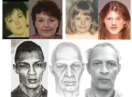 Age Progression Forensic Art World