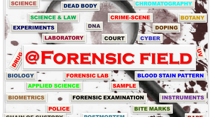 Forensic Science Introductory