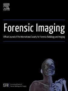 Forensic Imaging Journal Cover