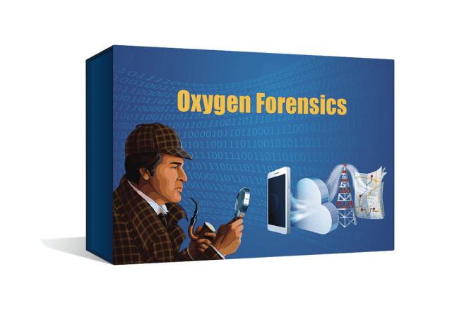 Oxygen Forensic Detective – Forensic Store