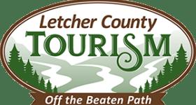 Letcher County Kentucky Tourism logo