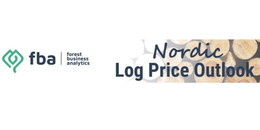 Consolidated Nordic Log Price Outlook – November 2017