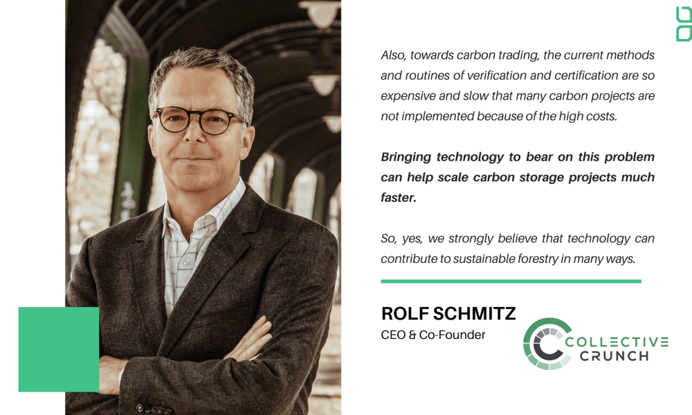 New Forest Technology Frontiers:  Interview with Rolf Schmitz – CEO & Co-Founder of CollectiveCrunch.