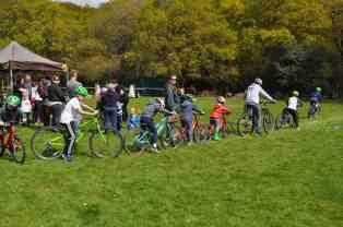 bike queue