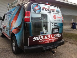 The Forest Air Service Fleet Gets A New Look