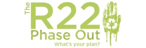 R22 Logo phaseout