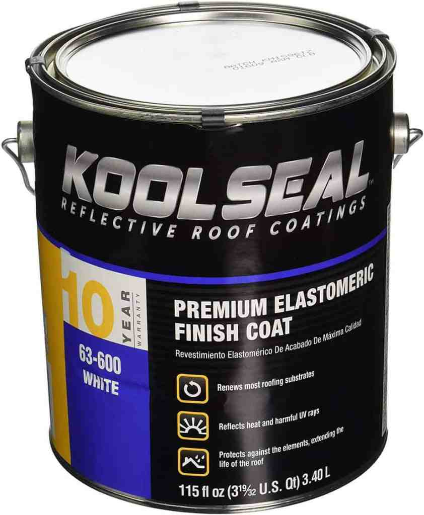 Kool Seal for Resealing your RV Roof