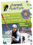 accrobranche canyoning