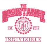 ResistanceStickerPink