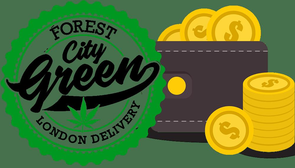 forestcityGREEN.ca Wallet