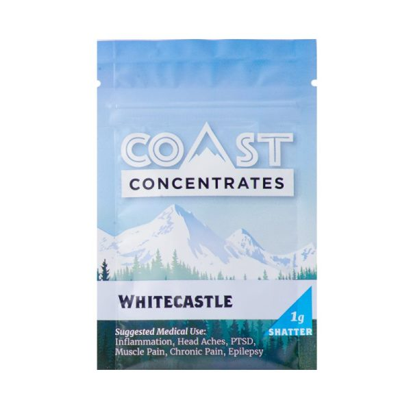 forestcitygreen.com Whitecastle Coast Concentrates Shatter