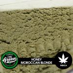 Honey Moroccan Blonde Hash