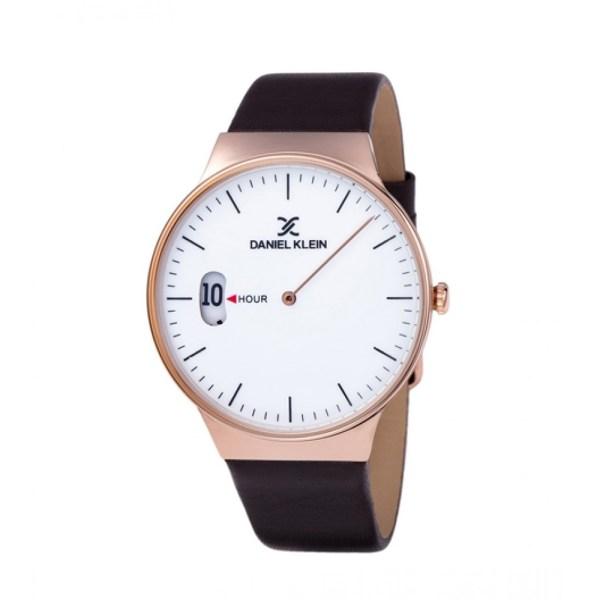 daniel klein fiord analog watch for men brown dk 11908 5 new 1