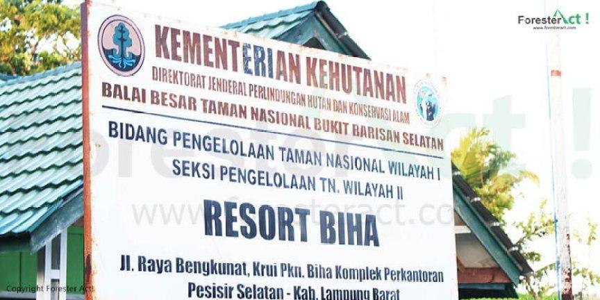 Taman Nasional Bukit Barisan Selatan Resort Biha