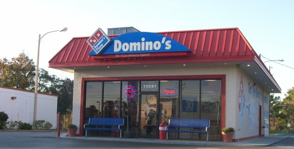 Forester Haynie, Domino's Pizza, and the Texarkana Gazette