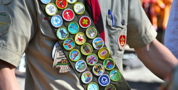 A Look Into The Boy Scouts Of America