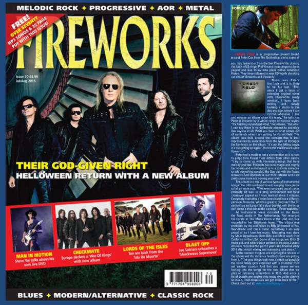 fireworks interview