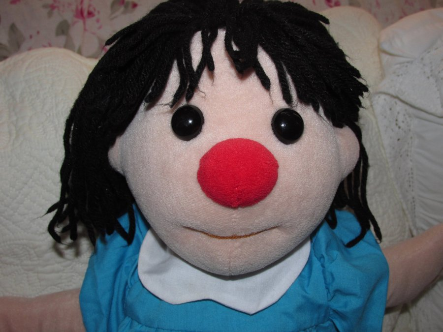 The Big Comfy Couch Molly Doll Forest Hempen Authentic Reason