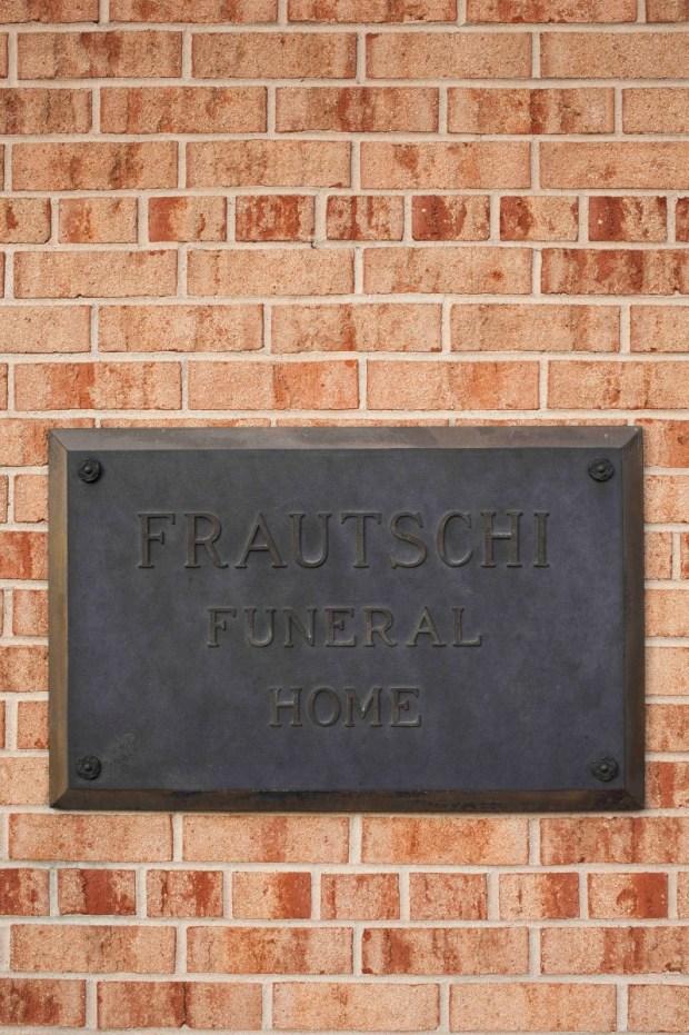 Frautschi Plaque