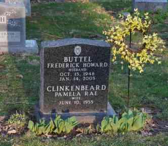 Frederick Buttel & Pamela Clinkenbeard
