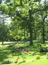 Effigy Mounds & Military Graves