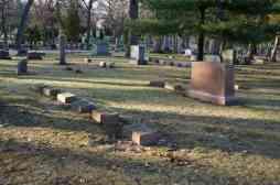 Frautschi Family Graves