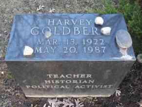 "Harvey Goldberg, ""Teacher, Historian, Political Activist"""