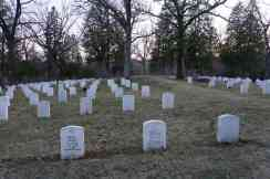 Military Graves with Effigy Mounds