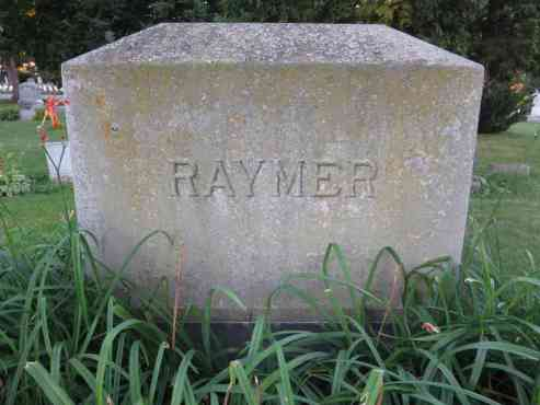 George Raymer
