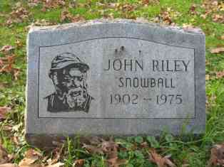 "John ""Snowball"" Riley"