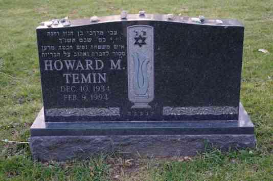 Howard M. Temin