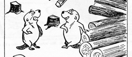 Forgotten Characters from Forest History: Joe Beaver