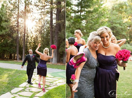 foresthill wedding guests pictorial