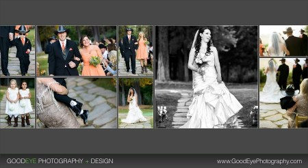 foresthill newlywed couple wedding pictorial