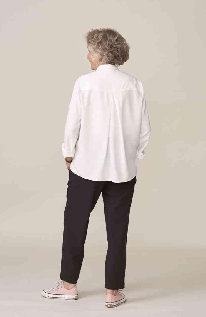 vêtements modernes pour seniors made in France