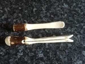 Completed Peg