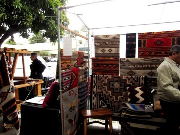 2 zapotec weavers