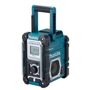 Makita Aparat radio portabil cu Bluetooth compatibil cu acumulatori Li-Ion LXT, CXT şi tip G DMR108 - ForeStore