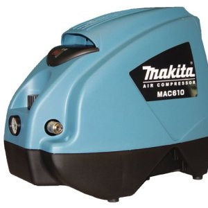 Makita MAC610 - Compresor aer 1.100W, 8bar, 6L - ForeStore