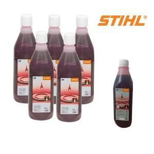 Ulei Stihl 2T pachet 5 + 0.5 litri