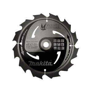 Makita B-07951 - PANZA CIRCULAR MFORCE 190X15